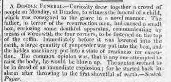 Morning Chronicle - Thursday 31 July 1823